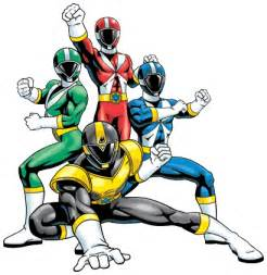 Powers Free Power Rangers Cliparts E Gifs