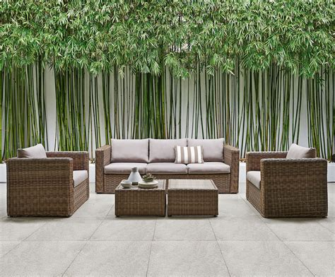 al fresco style domayne s fave 5 outdoor furniture picks