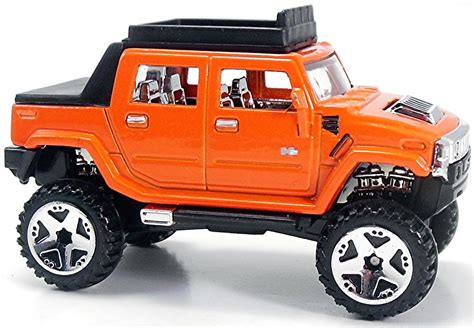 Hotwheels Hummer H2 Sut 1 hummer h2 sut 67mm 2008 wheels newsletter