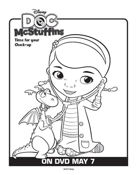 coloring pictures of doc mcstuffins 214 best images about coloring pages on pinterest