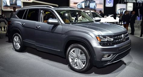 Interior Design Course by Vw S New Atlas 7 Seat Crossover Was Designed For Mericans
