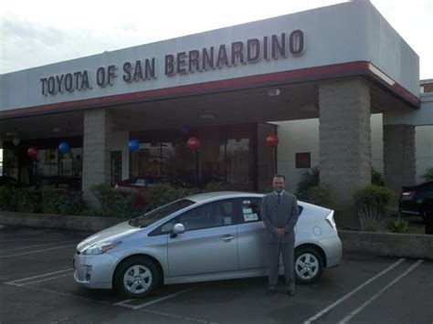 Toyota Of San Bernardino Toyota Of San Bernardino San Bernardino Ca 92408 2729