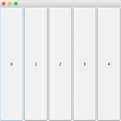 Java Swing Adding Mouse Listener Inner Class For An