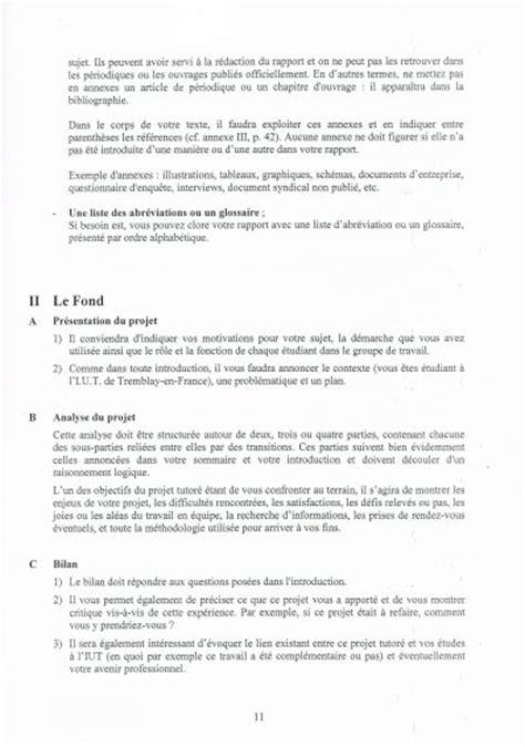 Exemple De Lettre De Motivation Iut Gea Exemple De Projet Tutore Iut Glt