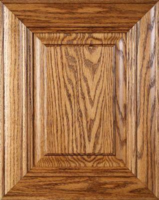 oak wood door quot fruitwood quot stain cabinet door colors
