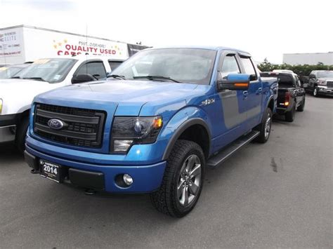 2014 ford fx4 for sale 2014 ford f150 fx4 luxury supercrew for sale outside