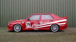 Alfa Romeo Racing Cars 1987 Alfa Romeo V6 Race