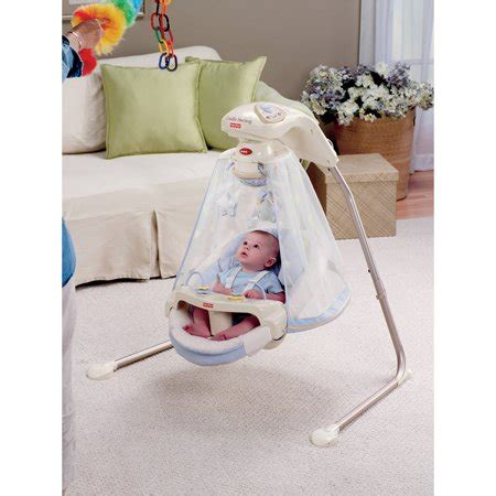 fisher price papasan cradle swing fisher price starlight papasan cradle swing periwinkle