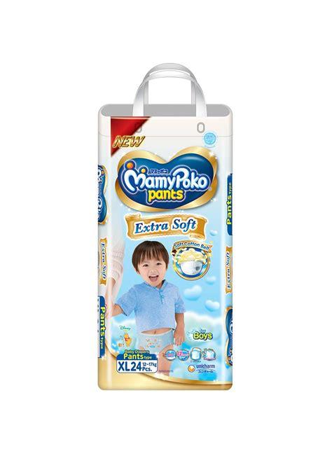 Harga Sprei Merk Batik Nusantara mamy poko boys 24 s soft bag extralarge