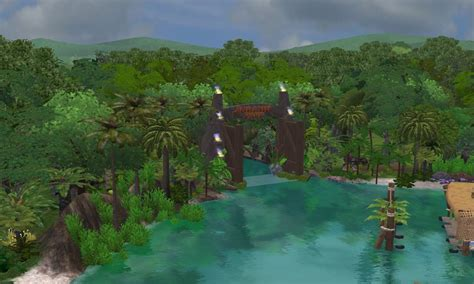 boat tour zt2 jurassic park pack at zoo tycoon 2 nexus mods and community