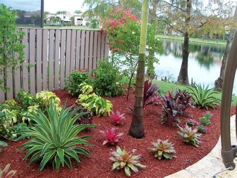 25 best ideas about small tropical gardens on