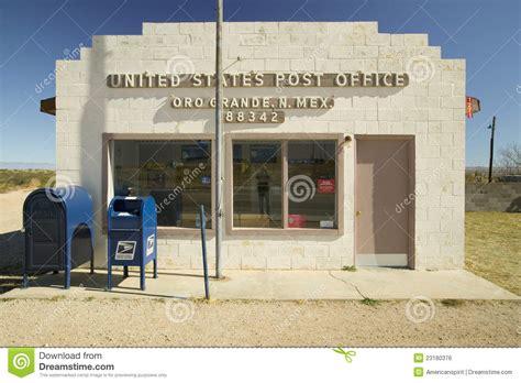 us post office in oro grande editorial photo image 23180376