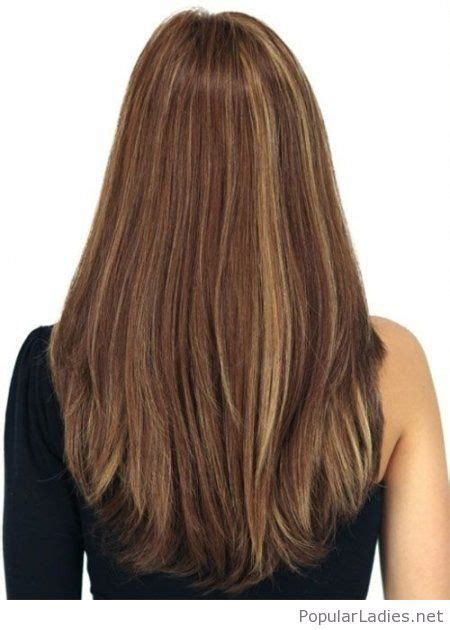 long hair layered cuts showing front and back layered haircuts for long hair front and back view www