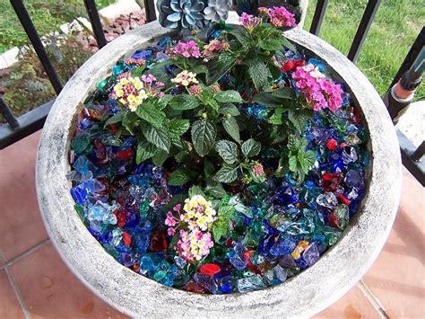 Landscape Rock Recycling Recycled Rocks Glass Landscaping Rocks