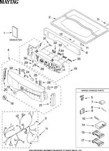 Maytag Clothes Dryer Parts Maytag Clothes Dryer Med9700sq0 User Guide Manualsonline