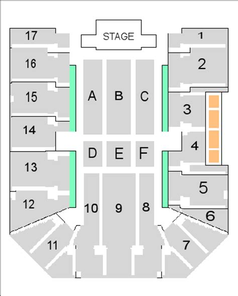 lg arena floor plan where am i sitting in the lg arena yahoo answers