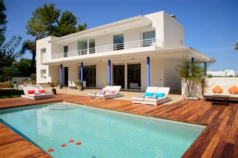 Comfort Villas by Effortless Style And Comfort At Villa Can Llusi 224 Ibiza