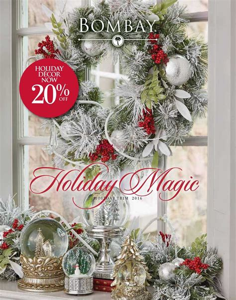 bombay holiday decor book october 24 to december 24