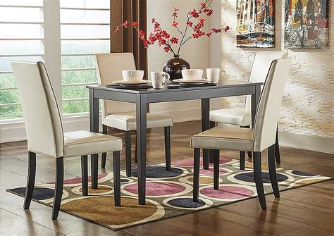 kimonte rectangular dining room table d250 25 tables sclamo s furniture worcester ma kimonte rectangular