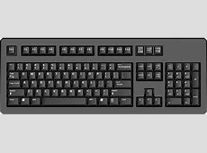Keyboard PNG Clipart | PNG Mart Free Clipart Disney Characters