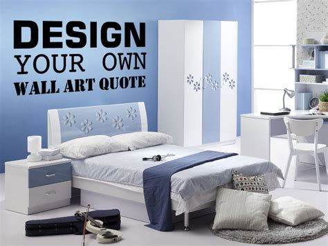 Design Your Own Wall Art Stickers design your own wall art stickers peenmedia com