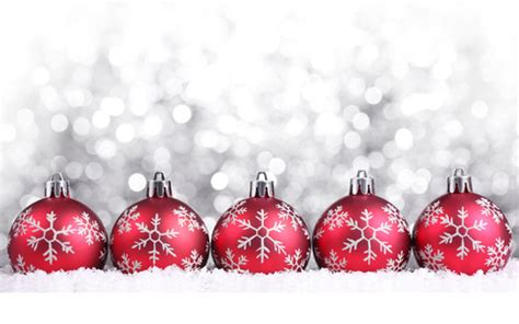 red christmas ornaments pictures photos and images for