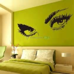 Wall Decor Murals Sexy Eyes Wall Sticker Decals Diy Home Decor Wall Mural