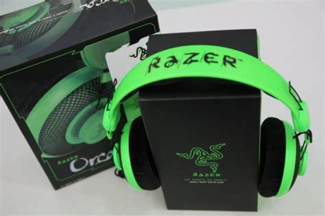 jual razer orca expert gaming headphone everything4u