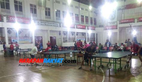 Meja Tenis Meja Turnamen harapan rakyat harapan rakyat