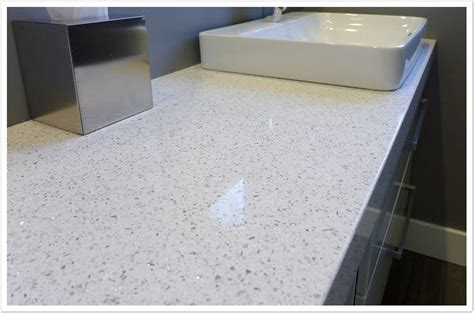 Sparkling White Quartz Countertops by Gme Houston Houston Granite Countertops Houston Granite Marble Quartz Supplier