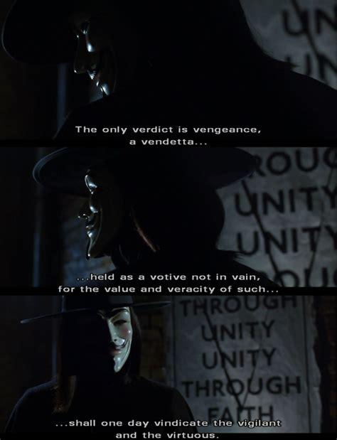 V For Vendeta In Lines v for vendetta speech quotes quotesgram