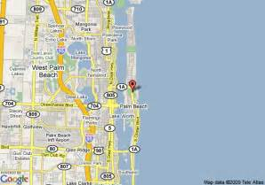 map of hotels in florida map of the breakers palm palm