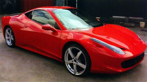 458 Replica For Sale 458 Italia Replica By Dna Special Cars Replicars