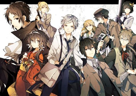 stray dogs anime bungou stray dogs по сверхъестественной anime and