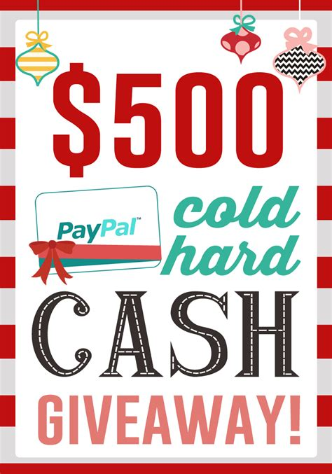 Win Paypal Money - win 500 paypal money