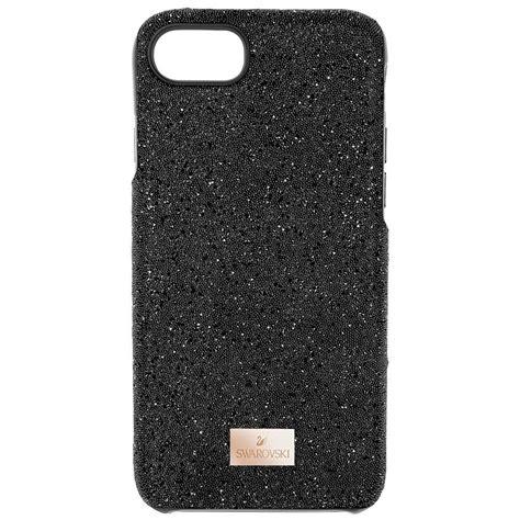 swarovski high ips black phone case   jewel hut