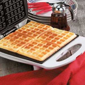 Cottage Cheese Waffle Recipe by Cottage Cheese Waffles Recipe Taste Of Home