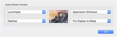 hot hot configuration how and why to use hot corners on mac