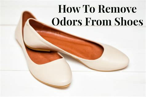 how to get the smell out of slippers how to remove odor from shoes home ec 101