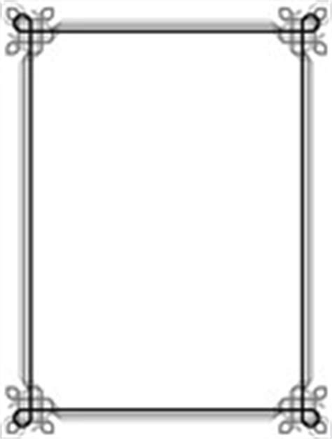 bingkai sertifikat piagam border ornament dll