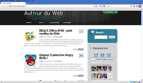 firefox themes fx chrome 4 th 232 mes firefox 4 autour du web