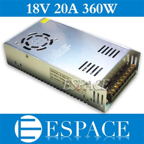 Power Suplay Supply Cctv 20a Power Suplay 20a Cctv best quality 18v 20a 360w switching power supply driver