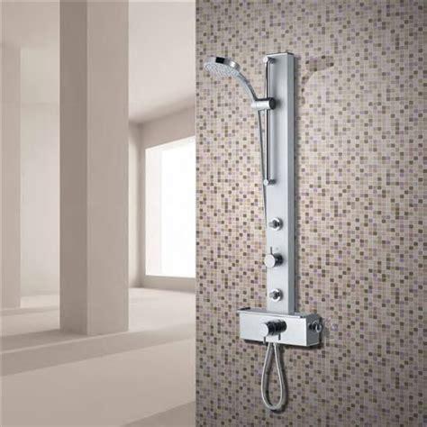pannello doccia termostatico hydra2 pannello doccia miscelatore termostatico bagno