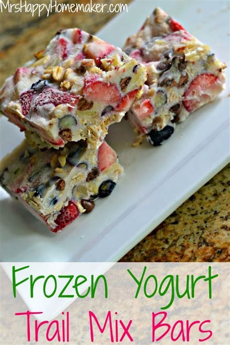 Frozen Bar Top Top 25 Best Trail Mix Ideas On