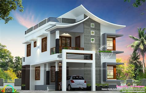 designer home plans february 2016 kerala home design and floor plans