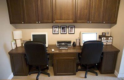 kitchen cabinets for home office random anny com inspiration thursday hacked desks
