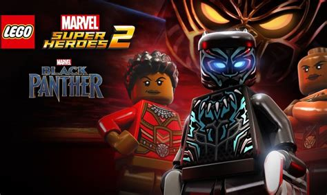 Forever With Legos by Celebrate Wakanda Forever With Lego Marvel Heroes 2