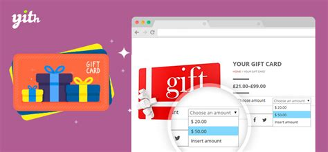 Woocommerce Gift Card Pro Nulled - yith woocommerce gift cards premium v1 4 2 null24