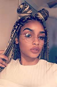 box braid colors 25 best ideas about colored box braids on