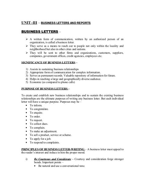business letter writing unit business letters in technical writing 28 images